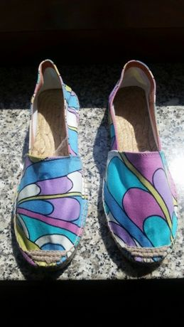 Nowe buty espadryle Gaimo rozmiar 35