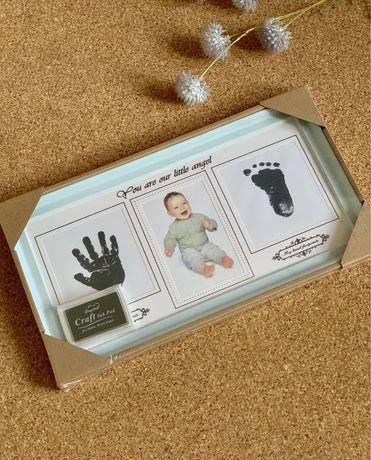 Фоторамка для новорожденного
