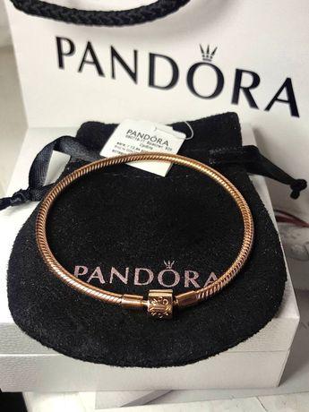 Браслет Pandora с биркой оригинал