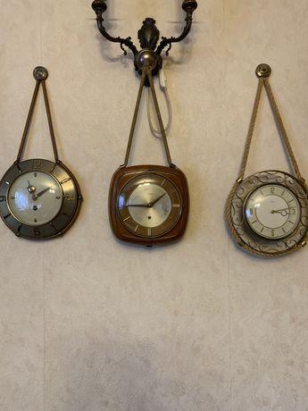 Zegary scienne mechaniczne
