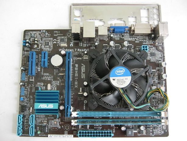 Комплект s1155 - ASUS P8H61-MX + Core i3-3240 + 4Gb DDR3 1600