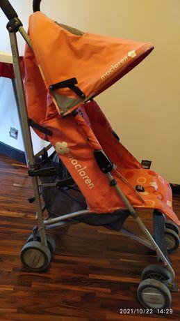 097. Wózek spacerowy maclaren spacerówka