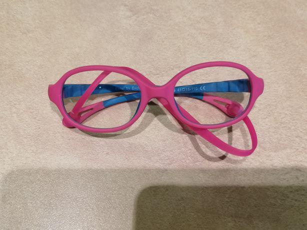 Okulary dla dziecka: 2-4 lata
