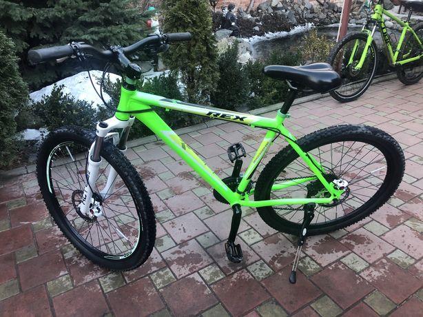 Немецкий велосипед REX 27,5