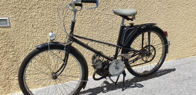 Vendo bicicletas de colecção a motor