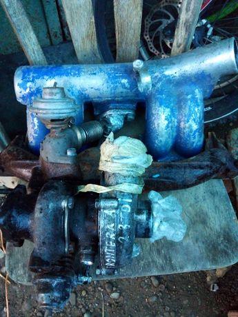 Продам колектора з турбіною опель омега фронтера2.3тді