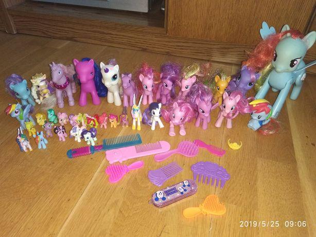 My little pony i inne koniki, kucyki, konie