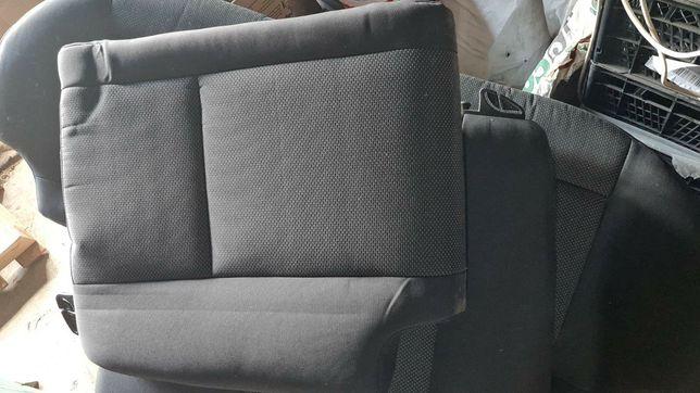 задние сиденья на Chevrolet Aveo 3