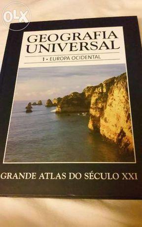 Geografia Universal - Europa Ocidental