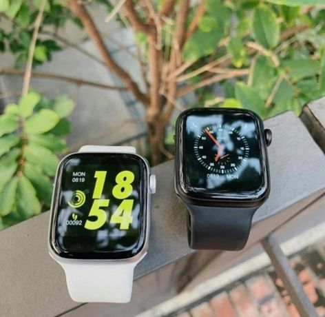 Умные часы Smart Watch T500 в стиле Apple watch