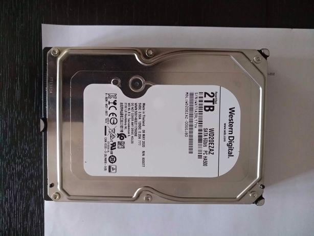 2 TB HDD Western Digital WD20EZAZ
