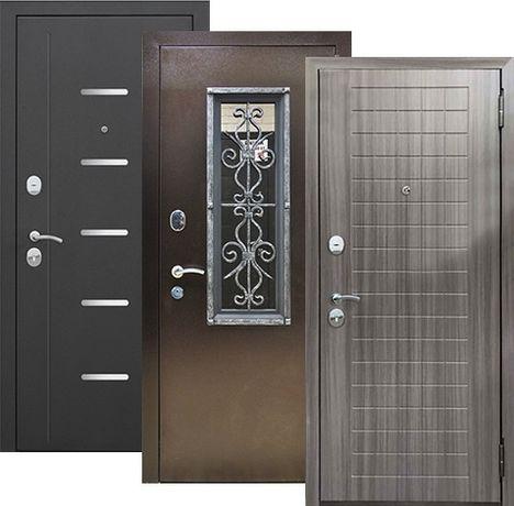 Металлические двери. Изготовление. Любой сложности!