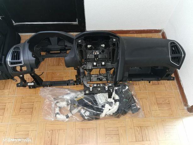 Conjunto de Airbags Ford Focus do ano 2011