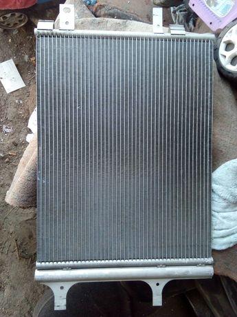 Радиатор кондиционера пежо