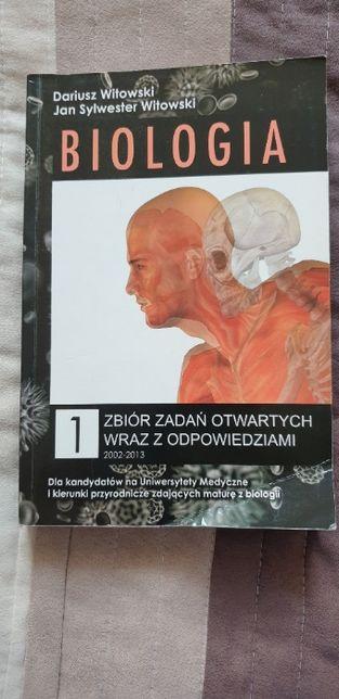 Biologia tom 1 Witowski Zbiór Zadań - matura