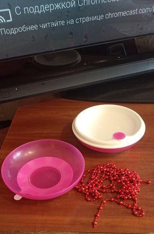 Детские тарелки для кормления с присосками