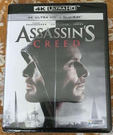 Assassin's Creed 4K + Bluray