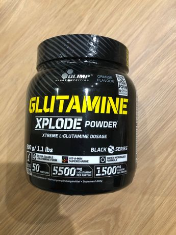 Glutamine OLIMP xplode powder 500g