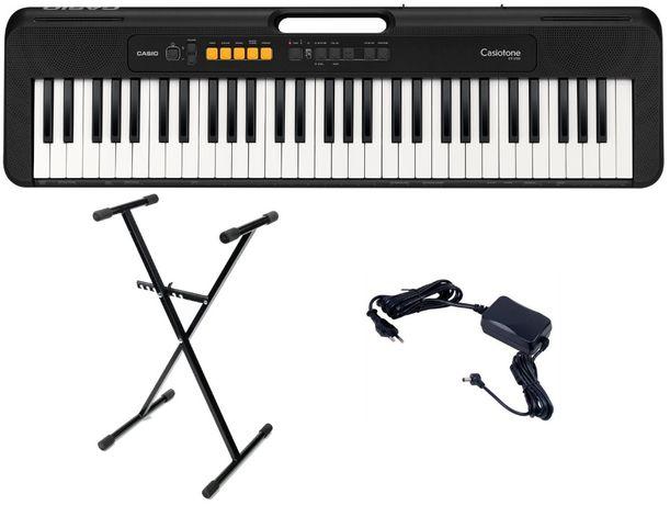 Keyboard Casio CT S100 DO NAUKI Pulpit Statyw