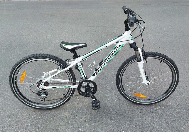 """Велосипед Comanche Areco 24"""" для детей 7-14 лет алюминиевый"""