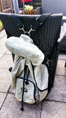 Plecak worek na ryby z niemiec