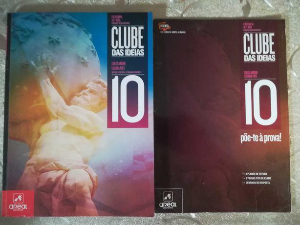 Clube das Ideias 10º ano Filosofia