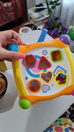 Игрушка квадрат детская