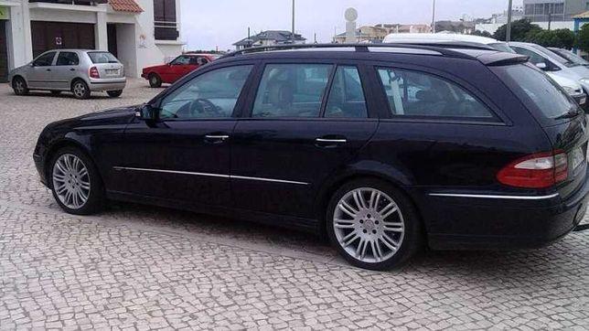 Jantes 18 Originais Mercedes E W211 PackSport