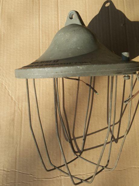 Stara lampa loft