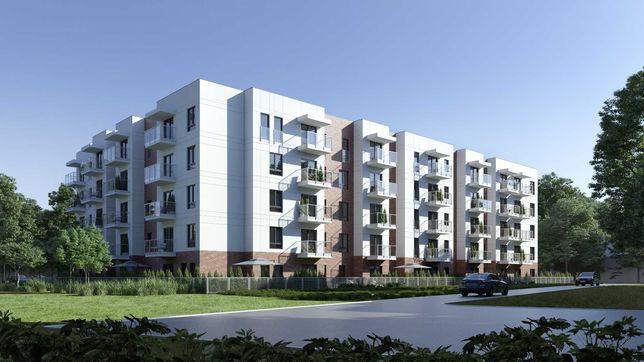 Nowy apartament 79,42 m2 w centrum Sochaczewa Osiedle Niemcewicza