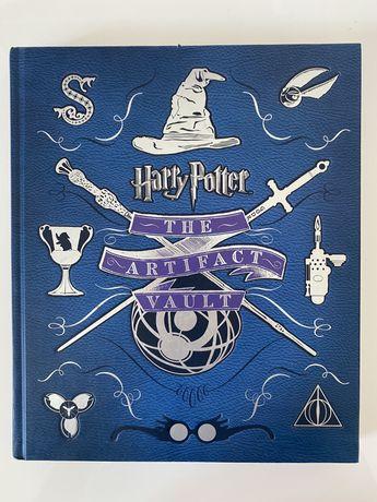 Livro Harry Potter - The artifact vault