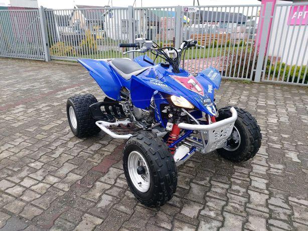 Yamaha YFZ 450 700 GYTR Raptor Limited zarejestrowana