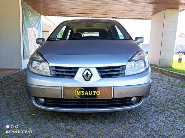 65€/mês Renault Scénic 1.5DCI  100cv 6 v