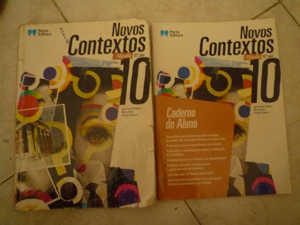 Novos Contextos 10º Filosofia Porto Editora