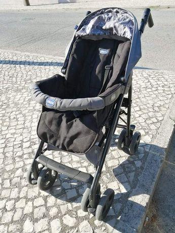 Carrinho bebe - Trio sprint da chicco