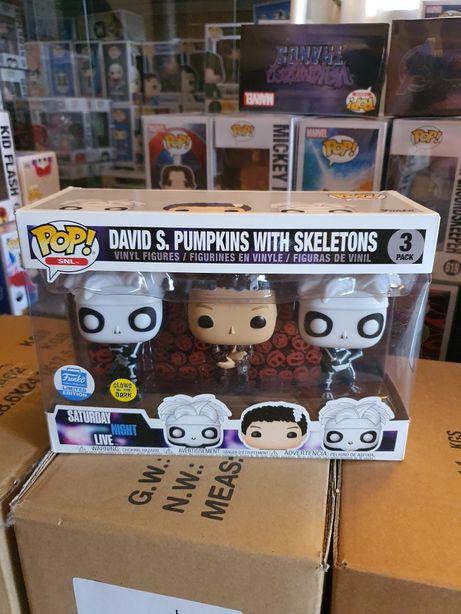 Figurka Funko Pop SNL Saturday Night Live 3 Pack Funko Shop Exclusive
