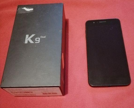 LG K9 Dual sim, Blue