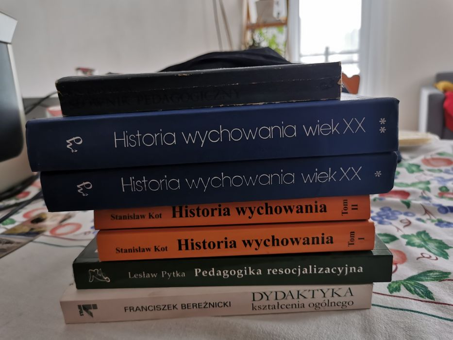 Słownik pedagogiczny historia wychowania dydaktyka pedagogika reso Piwniczna-Zdrój - image 1
