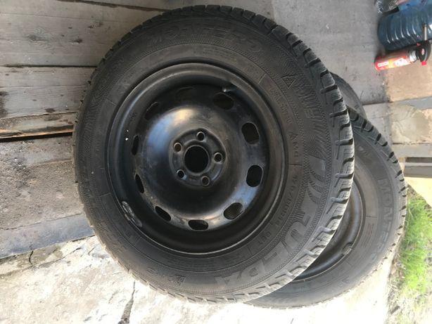,б/у колеса зимові Fulda175/80 R14 2 шт 2000 грн