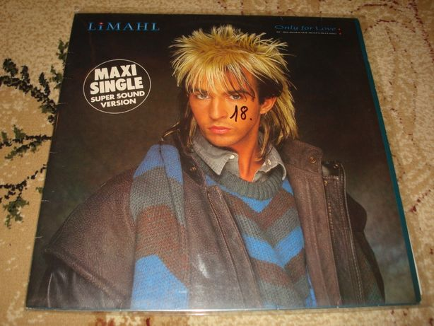 Płyty winylowe Limahl-Only For Love Maxi