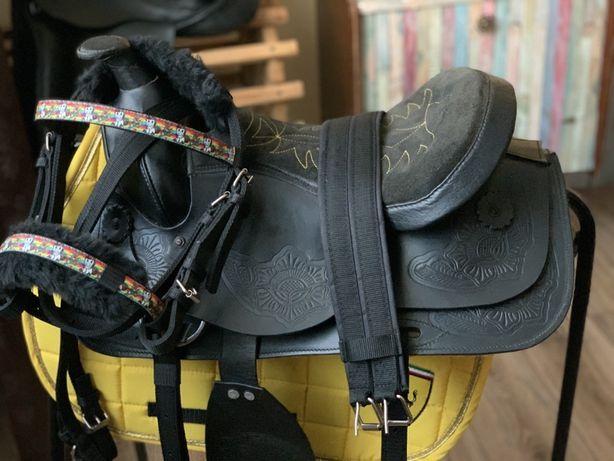Седло пони лошадь конь кобыла райд пони жереьец