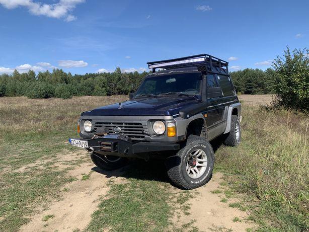 Nissa Patrol GR Y60