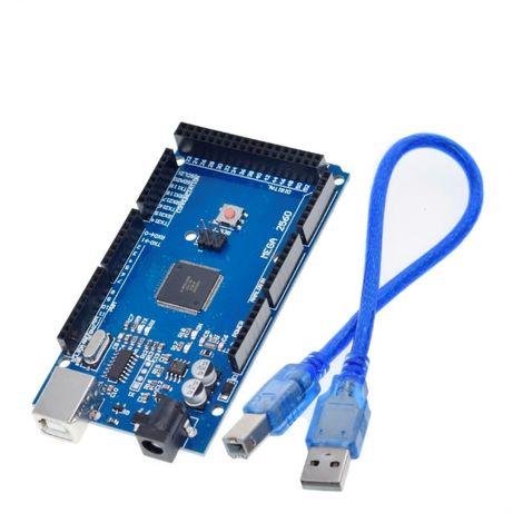 Placa de Desenvolvimento USB R3 ATMega2560 para Arduino