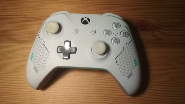Pad Xbox one Sport white