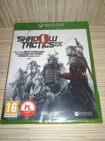 [Tomsi.pl] nowa Shadow Tactics Blades of the Shogun PL XBOX ONE XBO