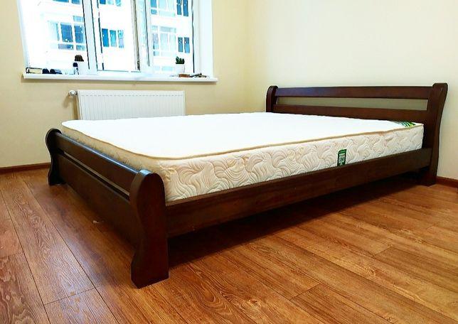 Нове Ліжко (кровать із натурального дерева 140-200.