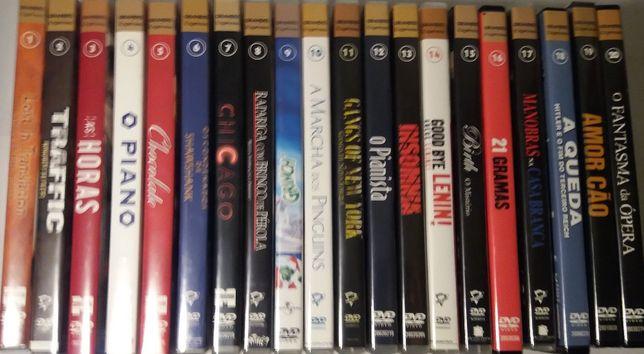 DVD - Filmes jornal EXPRESSO coleção completa