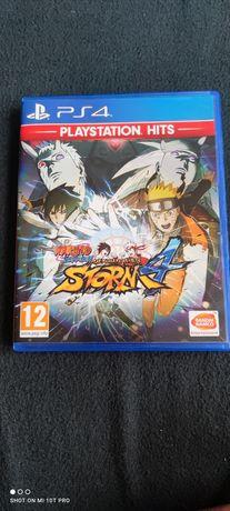 Naruto Shippuuden Ultimate Ninja Storm 4 PS4 Playstation 4 PL