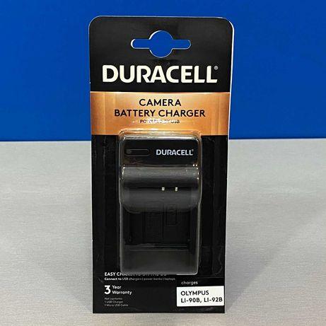 Carregador Duracell (Olympus UC-90) - Bateria Olympus Li-90B/ Li-92B