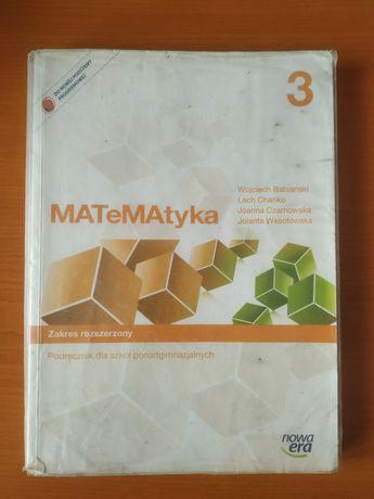 Matematyka 3 podręcznik do matematyki zakres rozszerzony